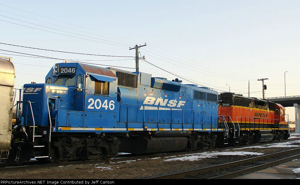 BNSF 2046