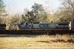 CSX C40-8W 9052