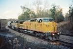 UP C40-8W 9527