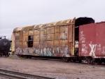 On the Dead Line, UPRR Yard, Phoenix AZ