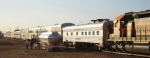 BNSF Business Train