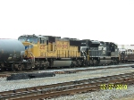 UP 4335 on NS 314