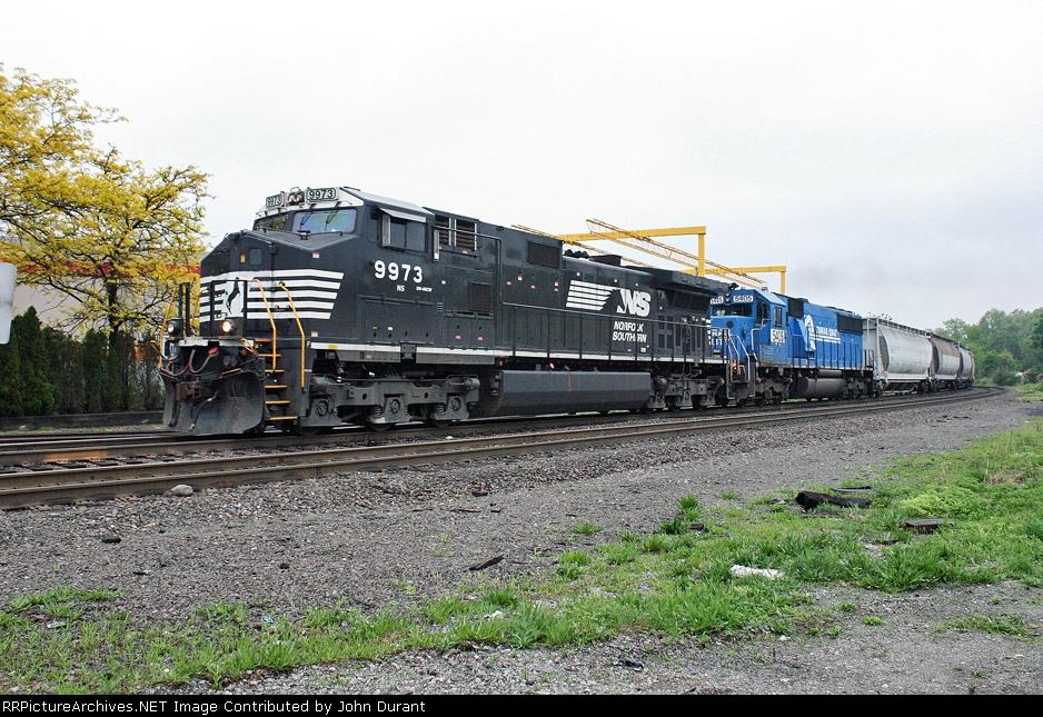 NS 9973 on H07