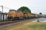 UP 7705 on 213