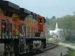 Scherer Coal Train