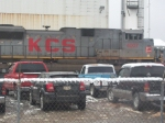 KCS SD70ACe 4007