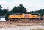 Another picture of UP SD70M 4795