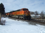 BNSF 7367