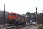 BNSF at Irondale