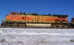 BNSF 5487 Roster Shot
