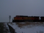BNSF 4509 Roster Shot