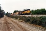 CSX local freight