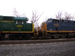 SLRS 2003 and CSX 5344