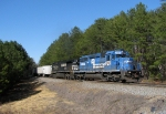 NS 251 grinds upgrade at Coots Lake