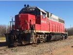 KRR 4015  21Dec2015  in the Dallas, Garland and Northeastern Yard