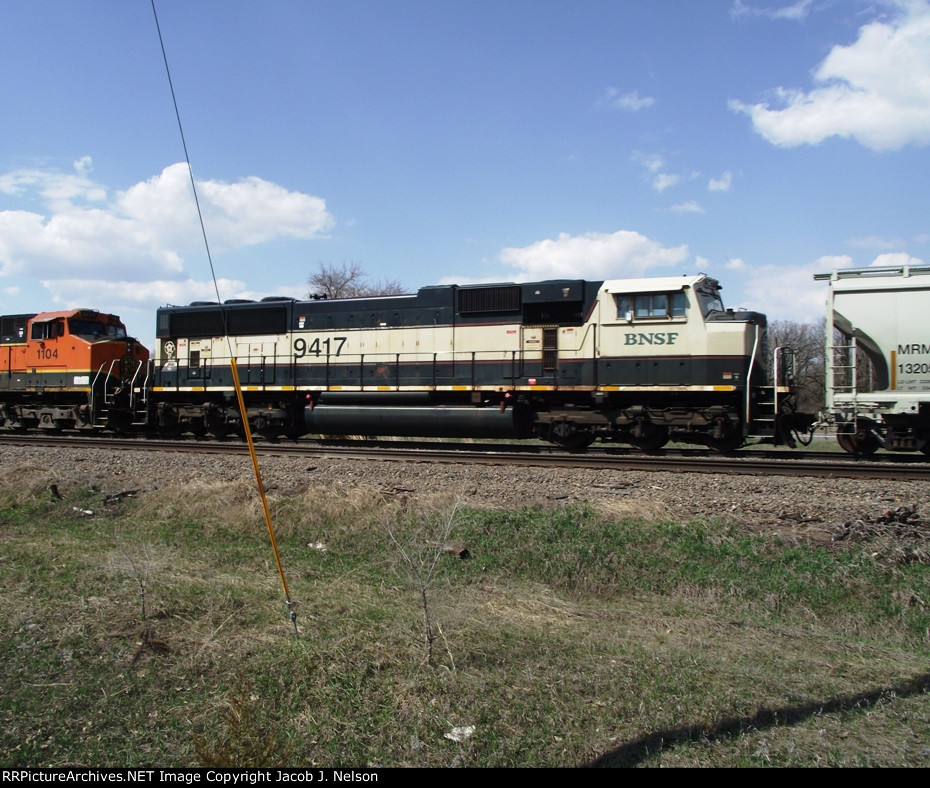 BNSF 9417