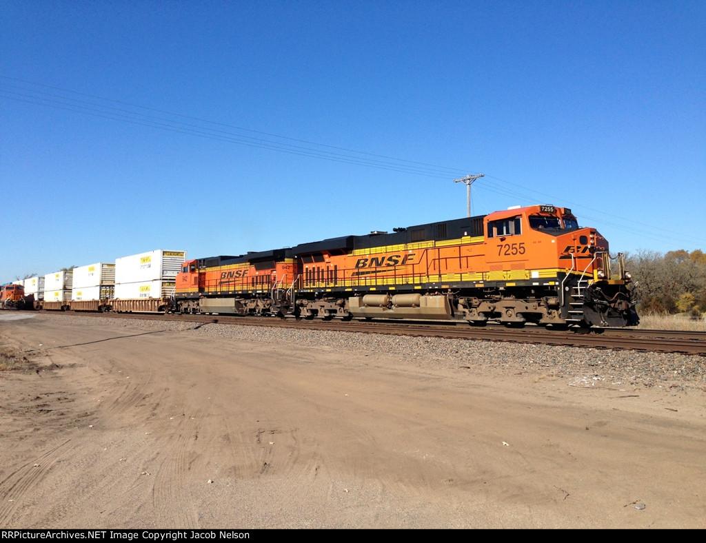 BNSF 7255