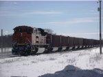 BNSF 9233 (DPU)