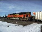 BNSF 9211 (DPU)
