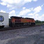 BNSF 5618 (DPU)