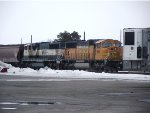 BNSF 9865