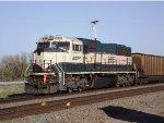BNSF 9625 (DPU)