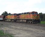 BNSF 4636 (DPU's)