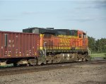 BNSF 4892 (DPU)
