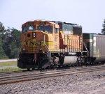 BNSF 8857 (DPU)