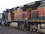BNSF 4813