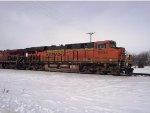 BNSF 6634