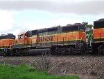 BNSF 2730