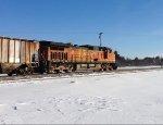 BNSF 4573 (DPU)