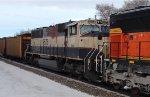 BNSF 9673