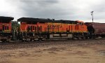 BNSF 6709