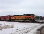 BNSF 4634 (DPU)