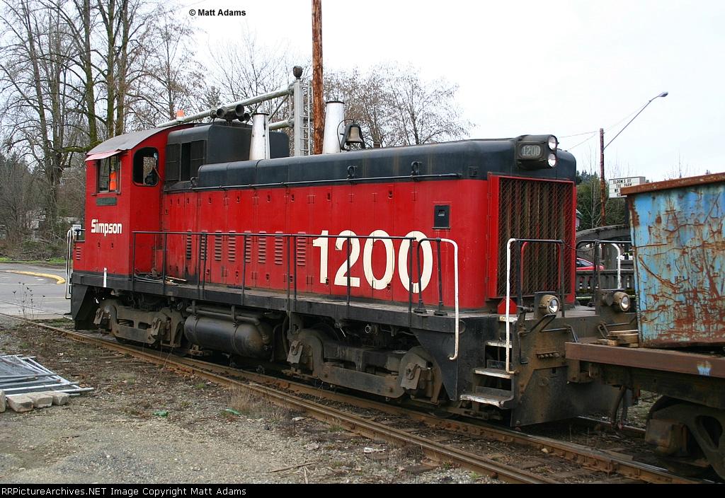 STC SW1200 1200