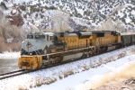 UP 1989 at West Canon City