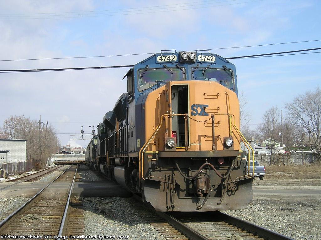 CSX 4742 On CSX Q 360-03