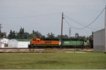 The daily Springfield to Monett local switching