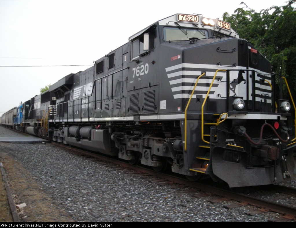 NS 13G's lead of NS 7620 power