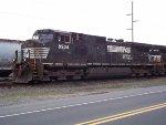 NS K94 local train's power