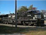NS K94's power as NS C44-9W #9076