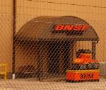 A BNSF Steam Engine?