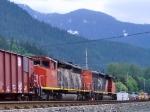 I'm 'CN work trains