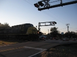 CSX #433 leads the T080