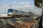 Nine hour late Southwest Chief