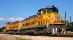 Railpower's finest in the Texas sun
