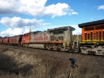 My video camera records the passing of another Warbonnet