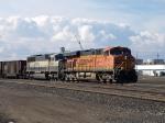 PGEX coal train